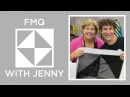 Free Motion Quilting Basics Sync Rhythm with Rob Appell and Jenny Doan