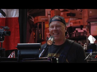 "Metallica: RL72 (The Making of ""Here Comes Revenge"")"