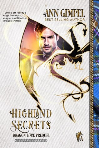 Highland Secrets (Dragon Lore #1) - Ann Gimpel