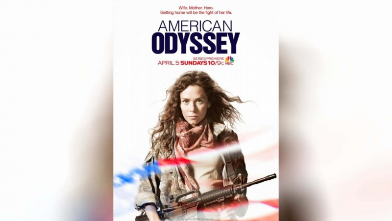 Американская одиссея (2015)   American Odyssey