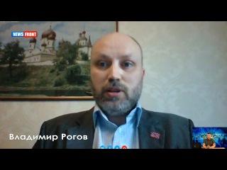 Крестный ход преображает «Куев» в настоящий Киев. Владимир Рогов