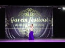 Tesliuk Tetiana on Garem festival 2017
