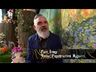 Alice Through The Looking Glass - Fortnum and Mason Window Dressing - Official Disney | HD