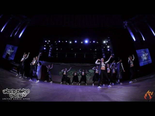 United Dance Open XX KilaShow RCA CREW