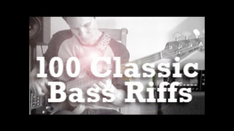 Top 100 bass lines