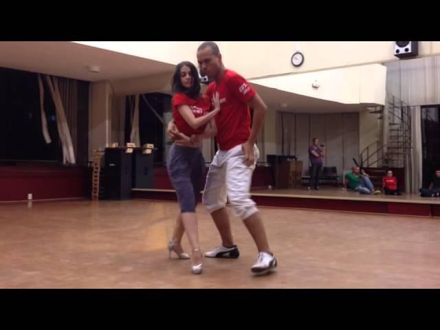 Leonardo Bilia e Catherine Pereira CDZ 02 2013