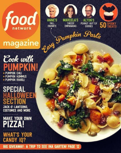 Food Network - October 2016 (1)