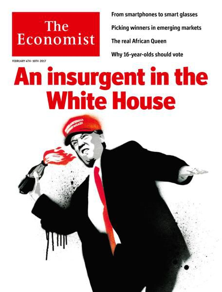 THE ECONOMIST - FEBRUARY 4TH – 10TH 2017 {{ERTB}}