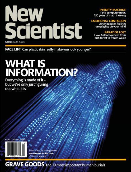 New Scientist - 14 May 2016