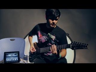 Iggy azalea black widow ft. rita ora metal⁄djent cover + positive grid ipad bundle demo