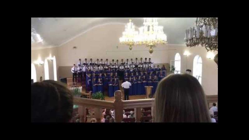 Молодiжний хор В-Лази