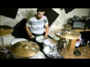 Take The Veil Cerpin Taxt - The Mars Volta drum cover