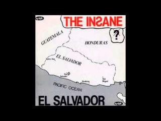 The Insane - El salvador (Full EP)