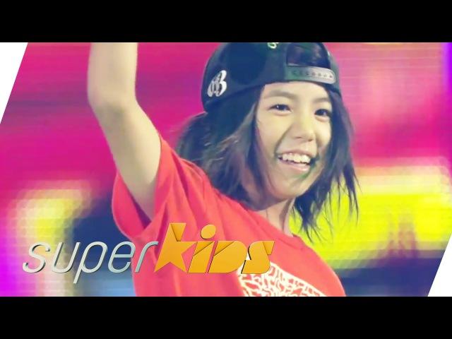 Incredible 12yr old skateboard talent from Japan Isamu Yamamoto | Superkids