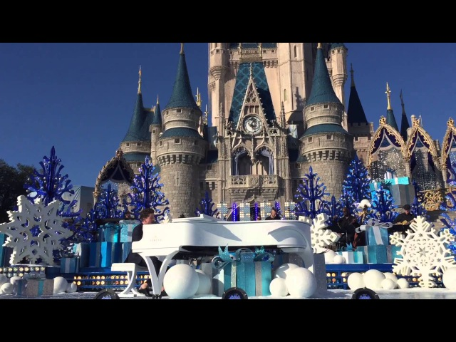 Charlie Puth- One Call Away- Disney Parks- Unforgettable Christmas Celebration