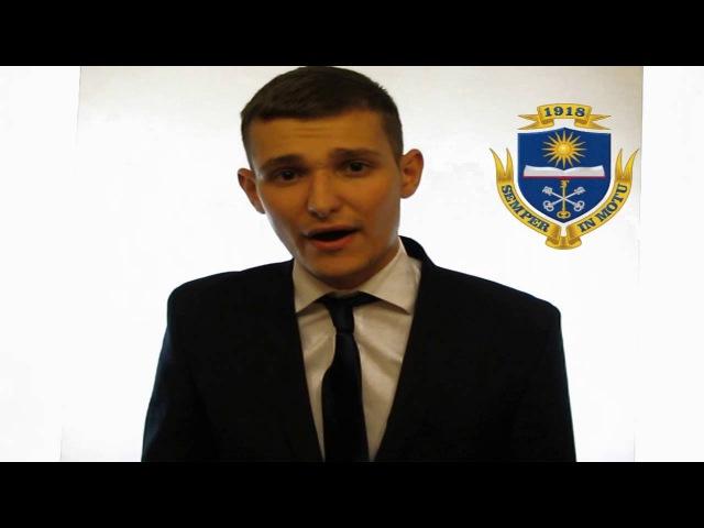 Обращение Катинского Владислава кандидата на пост уполномоченного по правам студентов ВГУ