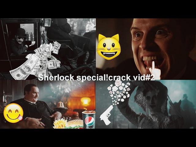 Sherlock special!crack vid 2 Sherlock Crack [Christmas Special]