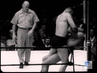 [#My1] Wrestling from Chicago - Lou Thesz vs. Hans Schmidt (Best 2 of 3 falls match)