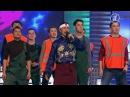 КВН Азия Микс - 2014 Высшая лига Вторая 1/8 Музыкальный номер