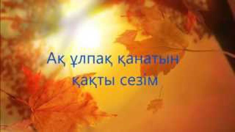 МузАрт Күзгі бақ Сөздері MuzArt Kuzgi bak Lyrics karaoke