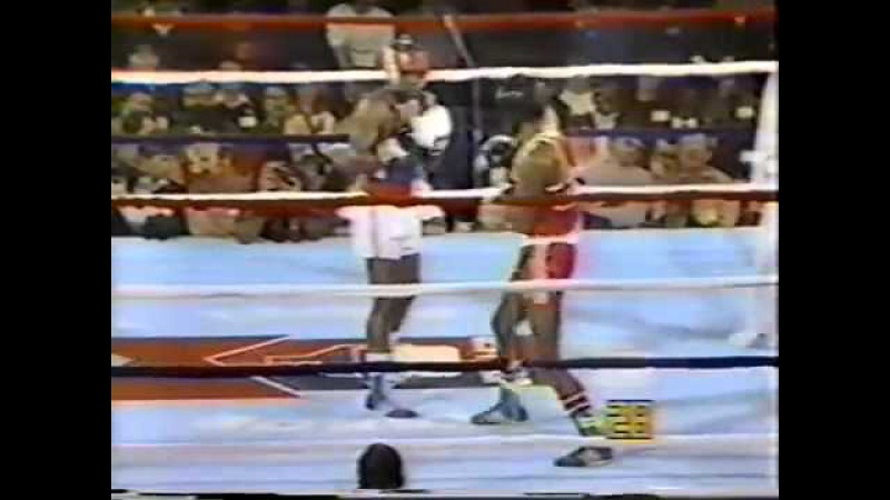 Usa vs cuba amature boxing 1984 veryvery good footage many super star