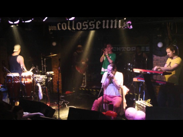 Korai Öröm - 01.11.2013 - Xichtoplesk, Collosseum Music Pub, Košice, Slovakia (Full Concert)