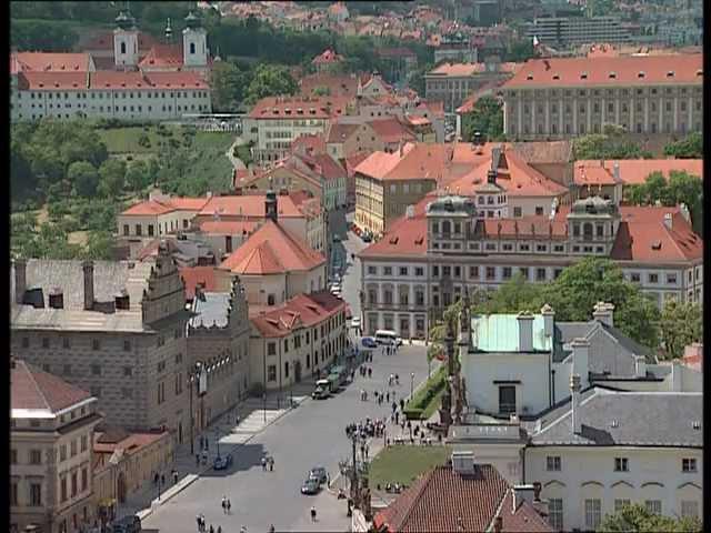 Praha třetí milenium města památek