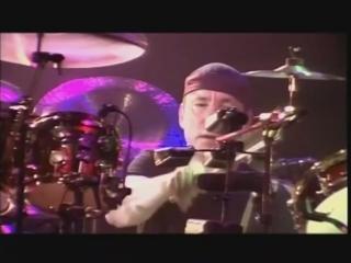 Rush neil peartawsome drum solo live in rio solo!!!