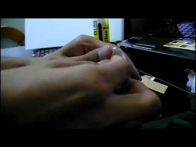 DANBO Video Cara Membuat Boneka Danbo Papercraf