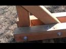Гамак подставка для гамака своими руками-hammock