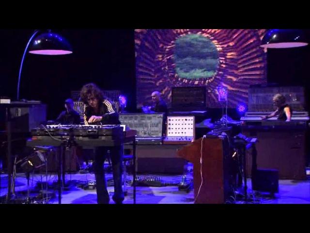 Jean Michel Jarre - Oxygene II ( Live in your living room )