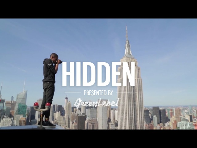 Hidden NYC featuring Humza Deas