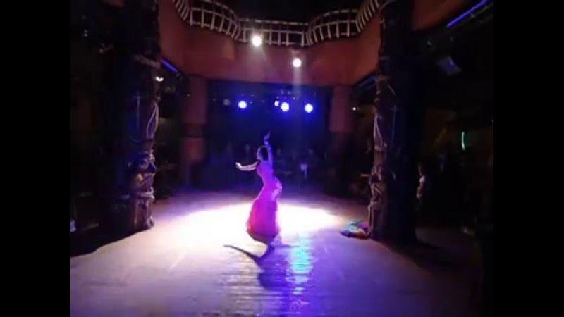 Amina Asfur Show in Egypt Baladi Song