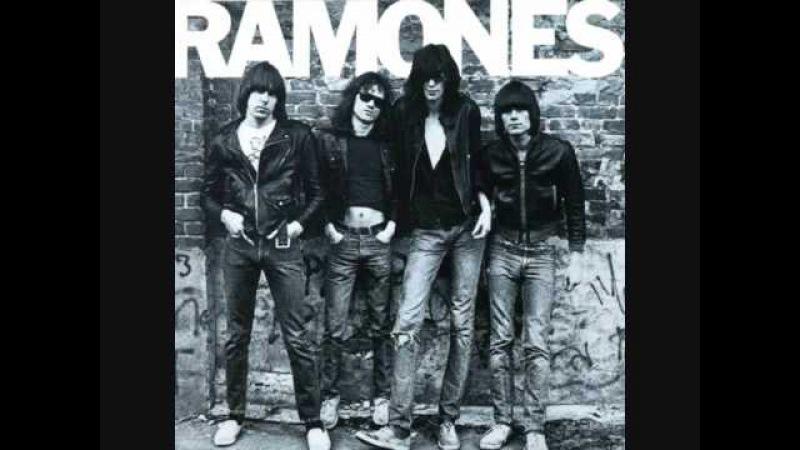 RAMONES - Beat on the Brat