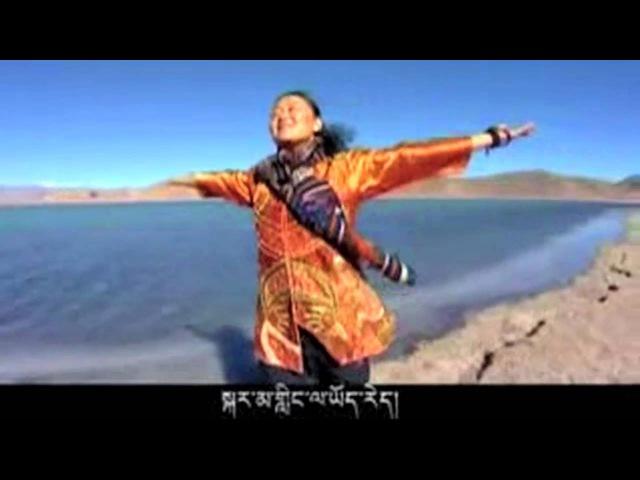 Tibetan songs My Hometown_Yardrog Karmaling_KHADRO_2010