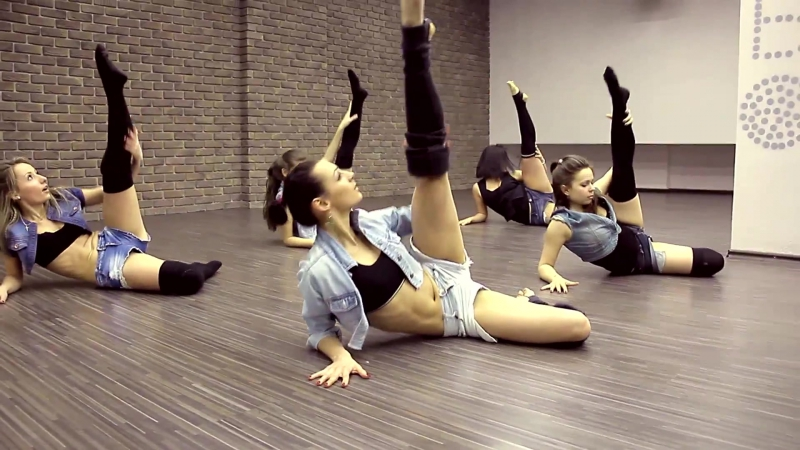 Floetry Say Yes choreography by Katya Yastrebova strip dance