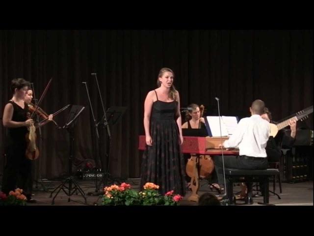 Pietro Antonio Cesti | L'Orontea | Addio Corindo | Christina GANSCH | Cesti Competi