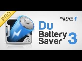 DU Battery Saver . Программа которая НЕ економит заряд батареи