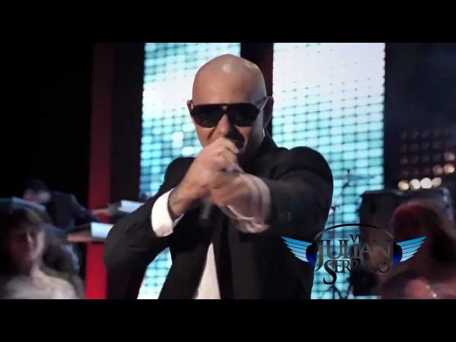 Pitbull Echa Pa' Lla Sube Las Manos Pa Arriba Un Official Un Oficial Live En Vivo