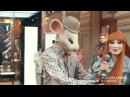 Московский театр мюзикла с фрагментом спектакля Всё о Золушке в ГУМе