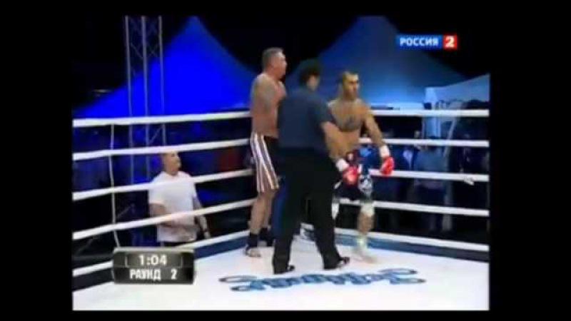Lechi Kurbanov vs. The Giant Jan Nortje