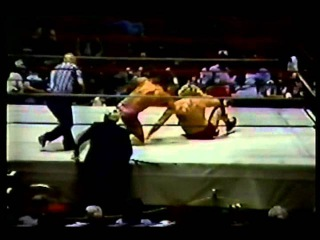 [#My1] Memphis, Tennessee  - Nick Bockwinkel vs Randy Savage