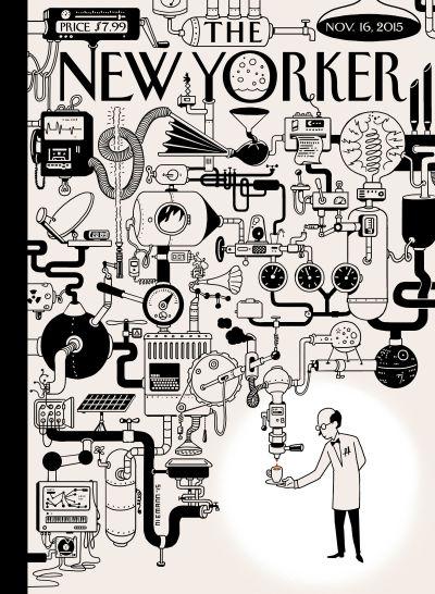 The New Yorker - November 16, 2015