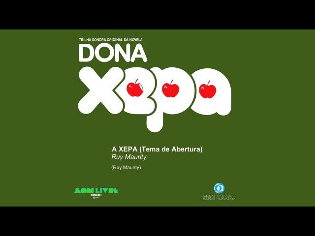 LP Dona Xepa Ruy Maurity A Xepa 1977