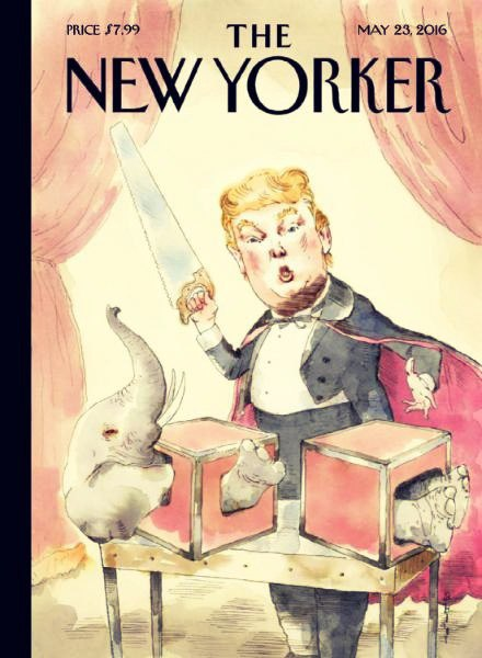 The New Yorker - 23 May 2016