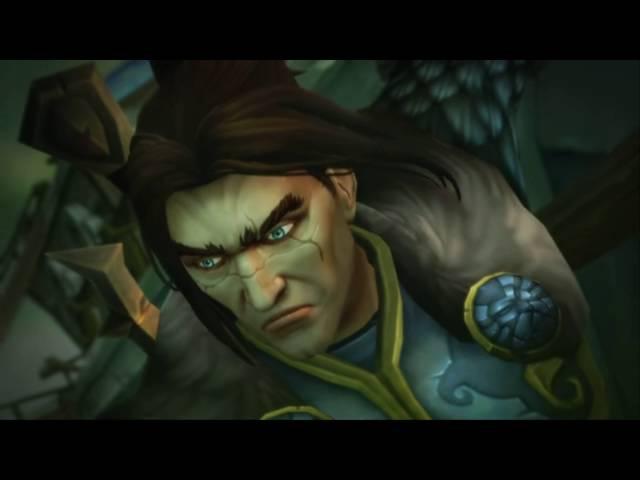 Vol'jin Injured Varian's Death