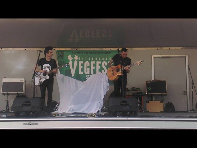 Anti Flag Fabled World *acoustic* Live From Allegheny Commons Park East Park