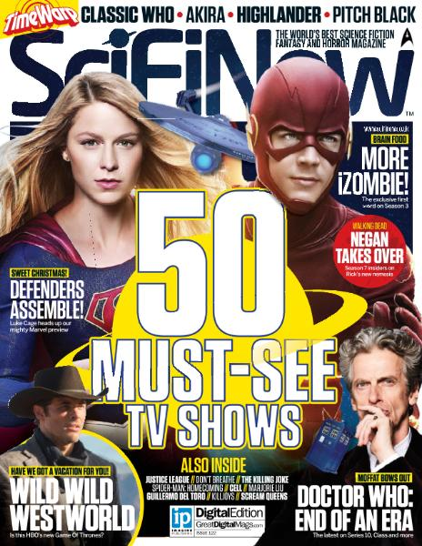SciFiNow - Issue 122 2016 vk.com