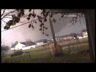 Crazy Tornado up close