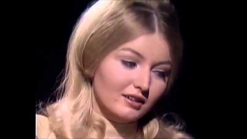 Mary Hopkin Those Were The Days 1969 Rare Performance